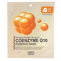 Mijin Cosmetics Essence Mask Coenzyme Q10 - Маска для лица тканевая коэнзим 25 г