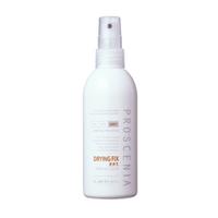 Lebel Proscenia Drying Fix - Термальный лосьон 200 млЛосьоны для укладки волос<br>«Термальный» лосьон для облегчения расчесывания волос:Облегчает укладкуОбеспечивает защиту от термического воздействияУстраняет сухость и ломкость волосПридает шелковистость и блескСнимает статикуЗащищает от воздействия УФ-лучей (SPF 15)Идеально подходит для ухода за волосами после любого химического воздействия.Способ применения: Равномерно нанести лосьон на чистые влажные волосы и приступить к укладке.Объём: 200 мл<br>