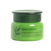 Innisfree Greentea Moisture Cream - Крем для лица увлажняющий 50 мл