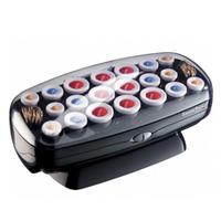BaByliss Pro Ceramic Pulse technology BAB3021E - Термобигуди для волос, керамика+велюр, 20 шт, 400 Вт
