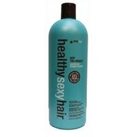 Healthy Sexy Hair Soy Tri - Wheat Leave-In Conditioner - Кондиционер несмываемый соевый 1000 млСредства для ухода за волосами<br>Healthy Sexy Hair Soy Tri - Wheat Leave-In Conditioner- еще одно средство Соевой линии, уникальное по своему составу. В основе несмываемого кондиционера лежат такие компоненты, как протеины пшеницы и сои. Благодаря свойствам этих белков, волосам обеспечивается наиболее качественный и полноценный уход. Волосы становятся гладкими и эластичными.За счет этого удаётся быстро и легко расчесать даже самые спутанные волосы. Протеины сои отвечают за питание, увлажнение и защиту. Регулярное применение кондиционераSoy Tri - Wheat Leave-In Conditionerподарит вашим волосам здоровье. Они больше не будут страдать от негативного воздействия ультрафиолета и накапливать в себе статическое электричество.Нежная и легкая текстура несмываемого кондиционера – еще одно важное преимущество. Средство, нанесенное на волосы, не утяжеляет их. Даже частое его применение сказывается на состоянии волос только лучшим образом.Как применяется:Вымыв волосы шампунем из Соевой линии, нанесите на них несмываемый кондиционер. При этом слегка приподнимайте отдельные пряди. Не забывайте, что средство не смывается.Объем:1000 мл<br>