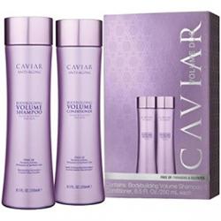 Alterna Caviar Volume Duo New Box - Набор для объема с морским шелком (шампунь 250 мл+кондиционер 250 мл)