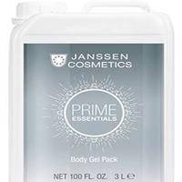 Janssen Body Gel Pack - Омолаживающее гелевое обертывание с экстрактом клюквы 3 л