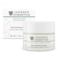 Janssen Organics Rich Firming Cream - Обогащенный увлажняющий лифтинг-крем 50 мл