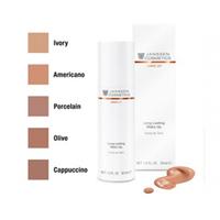 Janssen Long Lasting Make-Up - Стойкий тональный крем с SPF-12 (олива) 30 млКрема для лица<br>Лёгкий, нежирный, стойкий тональный крем (гамма из пяти естественных тонов: придаёт коже идеальную гладкость, выравнивает её цвет, благодаря специальной формуле абсорбирует излишний жир. Содержит витамины-антиоксиданты C и E, увлажняющий полисахаридный комплекс, аминокислоты, успокаивающие и питающие кожу компоненты. Высокий SPF-фактор (12). Не оставляет следов на одежде. Эффект сохраняется целый день.Объем: 30 мл<br>