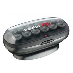 BaByliss Pro Steam Breeze BAB3025E - Термобигуди для волос, керамика+велюр, 12 шт, 400 Вт