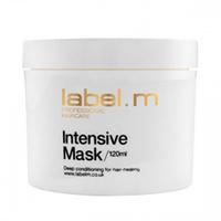 Label.M Condition Intensive Mask - Маска Восстанавливающая 120млМаски для волос<br>Интенсивно восстанавливающая маска, реструктурирует химически обработанные и поврежденные термической укладкой волосы. Идеальное средство ухода в салоне для получения живых сияющих волос. Эксклюзивный комплекс Enviroshield не дает волосам спутываться, а также защищает от термического воздействия во время укладки и от УФ лучей.Применение: нанести на вымытые шампунем волосы, смыть. Рекомендуется применять один раз в неделю.Объем: 120 мл<br>
