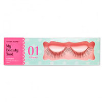 Etude House Et.My Beauty Tool Eyelashes Volume Step 1 - Ресницы накладные