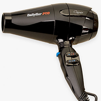 Babyliss Pro Caruso - Фен 2400 вт