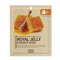 Mijin Cosmetics Essence Mask Royal Jelly - Маска для лица тканевая маточное молочко 25 г