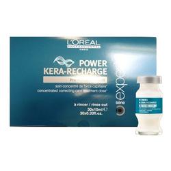 L'Oreal Professionnel Expert Pro-Keratin Refill Power Kera-Recharge - Концентрированная корректирующая монодоза-уход для поврежденных волос 30*10 мл
