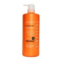 Lebel Proscenia Treatment L - Маска для окрашенных и химически завитых волос 980 млМаски для волос<br>Маска «Лёгкость и гибкость» для окрашенных и химически завитых волос Lebel Proscenia:Сохраняет цветВосстанавливает структуру волосСохраняет интенсивность цветаПридает волосам плотность, гибкость, блеск и эластичностьУровень защиты – УФ (SPF 15).Способ применения: распределить небольшое количество маски (3 – 5 мл для волос средней длины) по волосам, отступая от корней. Выдержать 5 минут. Тщательно смыть тёплой водой. Можно использовать ежедневно.Объём: 980 мл<br>