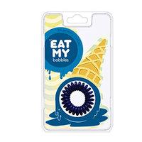 """EAT MY Bobbles Blueberry Sorbet - Резинки для волос """"голубичный сорбет"""" 3 шт"""