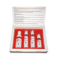 Christina Comodex ACNE Kit - Набор для лечения проблемной кожи 100 мл+2*50 мл+30 млНаборы для лица<br>Набор для лечения жирной и проблемной кожи Christina Comodex Acne Kit.В набор входят:Очищающий гель (оказывает легкое профилактическое действие) 100 млДневная сыворотка (противостоит воспалению) 50 млНочная сыворотка (нормализует жирный баланс кожи, усиливает кровообращение, борется с пигментацией после акне)50 млподсушивающий гель (действует локально на проблемные участки кожи) 30 млПройдя курс лечения, используя набор для жирной и проблемной кожи от компании Кристина, вы непременно увидите восхитительный результат – кожа становится чистой, свежей, а проблема акне исчезает навсегда!Способ применения:Нанесите очищающий гель Christina утром и вечером, предварительно разбавив его водой. Наносите дневную и ночную сыворотку от Christina на предварительно очищенную кожу утром и вечером. Нанесите подсушивающий гель непосредственно на воспаленные участки кожи.Объём:100 мл + 2*50 мл + 30 мл<br>