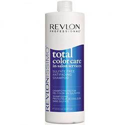 Revlon Professional Revlonissimo Color Care Shampoo - Шампунь анти-вымывание цвета без сульфатов 1000 мл