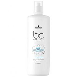 Schwarzkopf BC Bonacure Scalp Therapy Deep Cleansing Shampoo - Шампунь для глубокого очищения волос 1000 мл