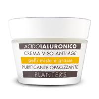 Planter's AcidoIaluronico Крем для лица антивозрастной с матирующим эффектом 50 мл