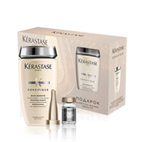 Kerastase Densifique - Набор (ампулы 30*6 мл + шампунь 250 мл)