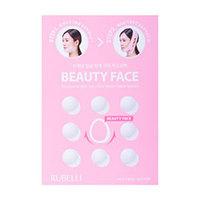 Rubelli Beauty Face Hot Mask Sheet - Маска сменная для подтяжки контура лица 20 мл