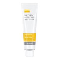 Secret Key Bee Venom AC Control Spot Cream - Крем для проблемной кожи с пчелиным ядом 30 мл