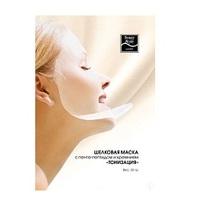 Beauty Style Шелковая маска с пента-пептидом и кремнием «Тонизация» 1 шт
