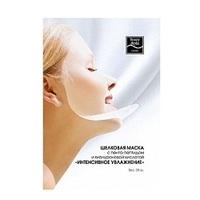 Beauty Style Шелковая маска с пента-пептидом и гиалуроновой кислотой «Интенсивное увлажнение» 1 шт