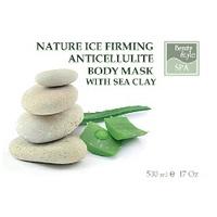Beauty Style Маска для тела с охлаждающим эффектом «Тонус + Антицеллюлит» 500 мл