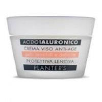 Planter's AcidoIaluronico Крем для лица антивозрастной защитный успокаивающий 50 мл