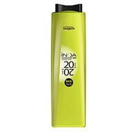 LOreal Professionnel INOA ODS 2 Oxydant Rich  - ИНОА ODS 2 Оксидент Обогащенный 6% (20 vol.) 1000 млСредства для окрашивания волос<br>Оксидент 6% Inoa ODS 2 применяется вместе с красителем серии Inoa ODS 2 для закрашивания седины или осветления на 1-2 тона. Благодаря технологии нового поколения, использующей масла для быстрого проникновения в структуру волоса и усиления результатов окрашивания без аммиака, краситель Inoa ODS 2 обеспечивает волосам красивый ровный оттенок, не ослабляя и не травмируя их. Он великолепно прокрашивает волосы, а заодно увлажняет их, поддерживая защитный липидный слой.Объем: 1000 мл<br>