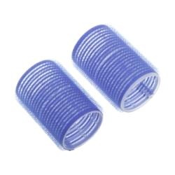 Dewal R-VTR14 - Бигуди-липучки синие d 52мм (6шт)