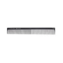 Dewal CO-0083-RRIME - Расческа рабочая Prime комбинированная,черная 20 см