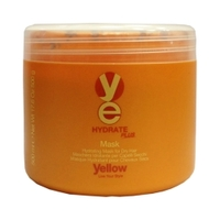 Yellow Hydrate Plus Mask - Увлажняющая маска для волос 500 гр