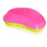 Tangle Teezer The Original Pink Rebel - Расческа для волос (розовая с желтым)