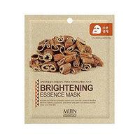 Mijin Cosmetics Essence Mask Brightening - Маска для лица тканевая осветляющая 25 г
