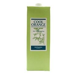 Lebel Cool Orange Hair Soap Cool - Шампунь для волос «Холодный Апельсин» 1600 мл