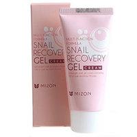 Mizon Snail Recovery Gel - Крем-гель для лица с экстрактом улитки 45 мл