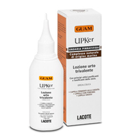 Guam Lozion urto trivalente UPKer - Лосьон тройного действия для волос 100 мл