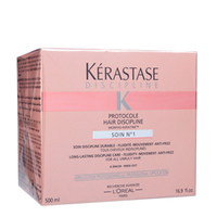 Kеrastase Discipline Protocole Hair Discipline Soin N 1 - Уход за непослушными волосами для стойкого эффекта 500 мл