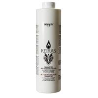 Dikson Keiras Shampoo Protezione Attiva - Шампунь «Активная защита» с маслом Арганы и экстрактом семени льна 1000 мл