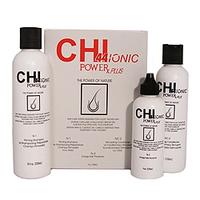 CHI 44 Ionic Power Plus Hair Loss Kit For Normal to Fine Hair - Набор Чи Пауэр плюс для нормальных и тонких волос 250 мл+150 мл+120 мл