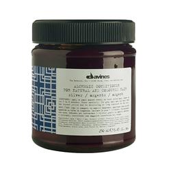 Davines Alchemic Conditioner for natural and coloured hair (silver) - Кондиционер «Алхимик» для натуральных и окрашенных волос (серебряный) 250 мл