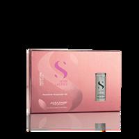 Alfaparf Semi Di Lino Moisture Nutritive Essential Oil - Масло увлажняющее для питания сухих волос ампулы 6*13 мл