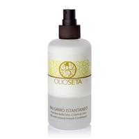 Barex Olioseta Silk and Linseed Instant Conditioner - Спрей-бальзам с протеинами шелка и семенем льна 200 мл