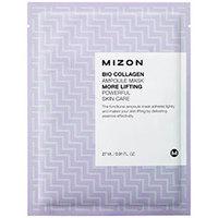 Mizon Bio Collagen Ampoule Mask - Маска листовая подтягивающая с коллагеном 27 мл
