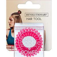 Invisibobble Power Pinking Of You - Резинка для волос в упаковке с подвесом (розовый) 3 шт