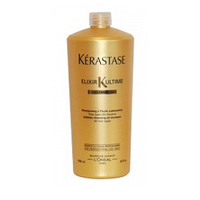 Kerastase Elixir Ultime Sublime Cleansing Oil Shampoo - Шампунь-ванна Эликсир Ультим 1000 мл
