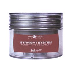 Hair Company Hair Light Straight System - Крем для химического выпрямления волос 200 мл