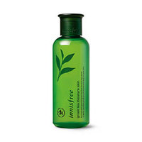 Innisfree Greentea Moisture Skin - Тонер для лица увлажняющий 200 мл