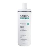 Bosley Воs Defense (step 2) Volumizing Сonditioner Normal to Fine Non Color-Treated Hair - Кондиционер для объема нормальных/тонких неокрашенных волос 1000 млКондиционеры для волос<br>Кондиционер для объема для нормальных / тонких неокрашенных волос придаёт волосам объем, блеск, делает их толще, укрепляет. Вытяжка на основе водорослей защищает волосы от воздействия УФ-лучей, частого мытья и повреждений в результате расчесывания. Созданный по технологии LifeXtend™, кондиционер стимулирует выработку кератина в луковице и целиком укрепляет всю структуру волоса.Способ применения: Небольшое количество средства наносят на волосы, только что вымытые Шампунем питательным, распределяют по всей их длине и коже головы, оставляют впитываться на 5 минут и смывают. Разрешается применять ежедневно.Объем: 1000 мл<br>