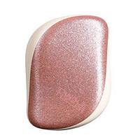 Tangle Teezer Compact Styler Rose Gold Glaze - Расческа для волос розовая-золотая глазурь